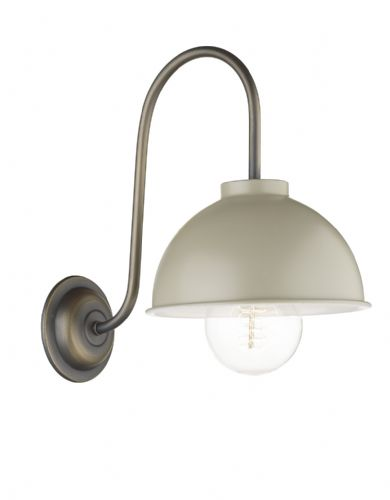 Cotswold 1 Light Wall Light French Cream COT0712 (Hand made, 7-10 day Delivery)